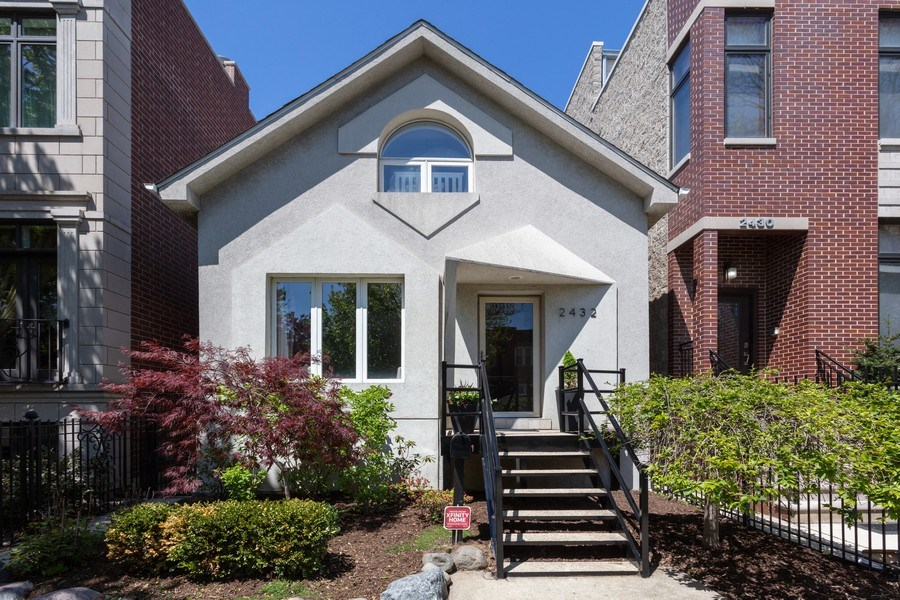 Real Estate Photography - 2432 W Huron St, Chicago, IL, 60612 - Front View