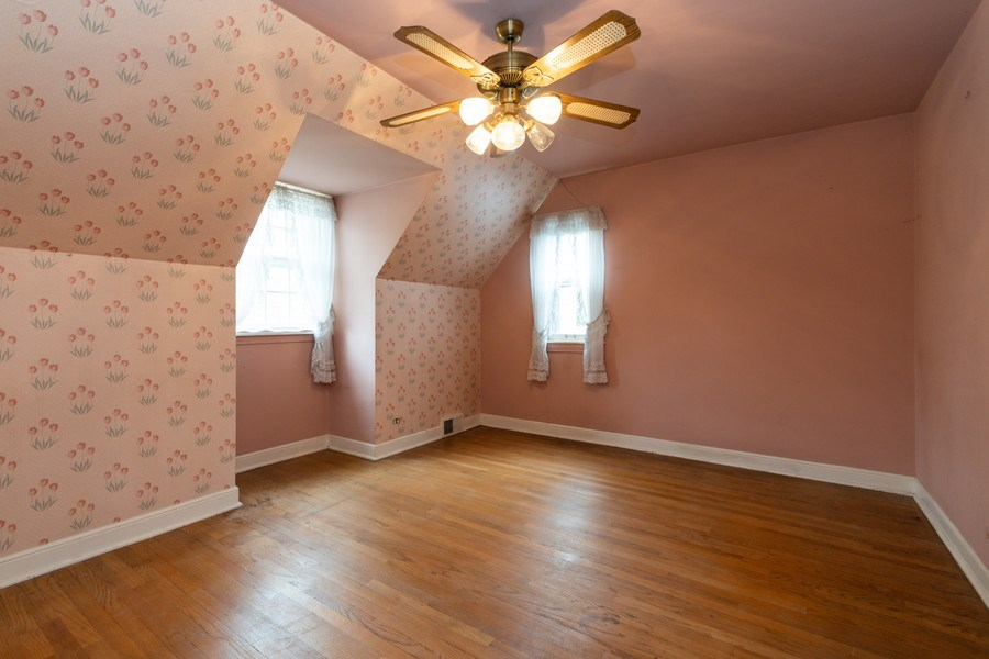 Real Estate Photography - 12420 S Iroquois Rd, Palos Park, IL, 60464 - 3rd Bedroom