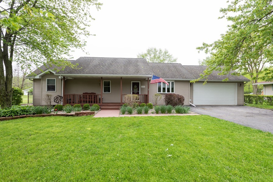 Real Estate Photography - 1635 S Cline, Griffith, IN, 46319 - Front View