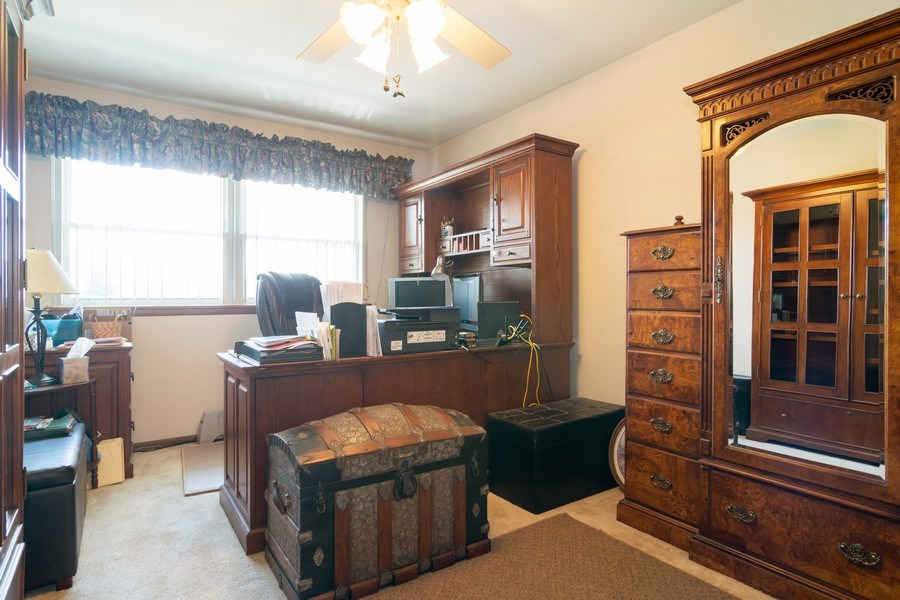 Real Estate Photography - 1574 Brookside Dr., Hoffman Estates, IL, 60194 - Bedroom