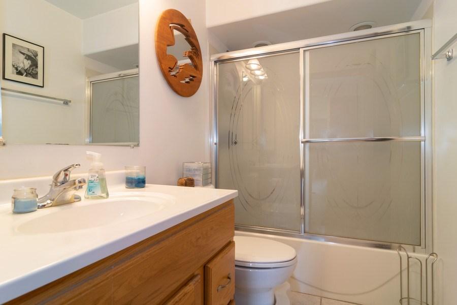 Real Estate Photography - 1574 Brookside Dr., Hoffman Estates, IL, 60194 - Bathroom