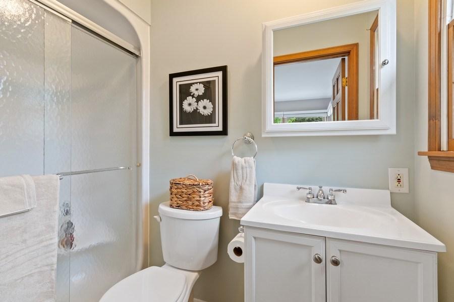 Real Estate Photography - 116 N Bennett St, Geneva, IL, 60134 - Master Bathroom