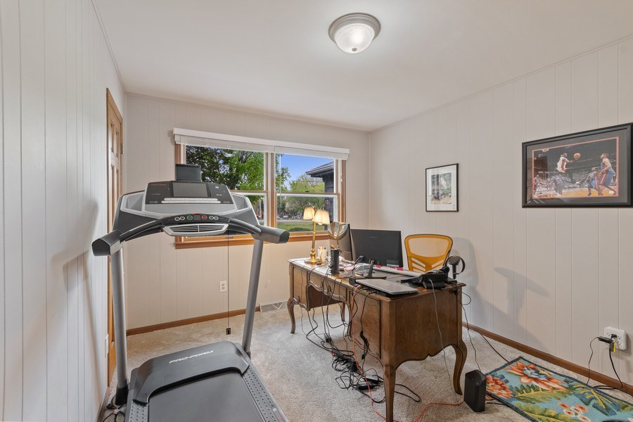 Real Estate Photography - 116 N Bennett St, Geneva, IL, 60134 - 2nd Bedroom