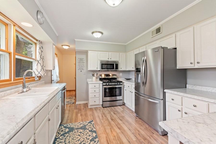 Real Estate Photography - 116 N Bennett St, Geneva, IL, 60134 - Kitchen