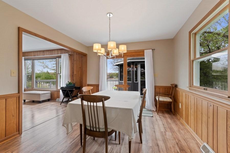 Real Estate Photography - 116 N Bennett St, Geneva, IL, 60134 - Dining Room