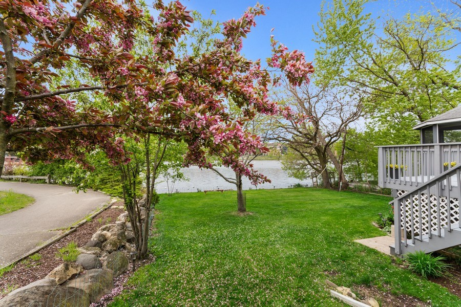 Real Estate Photography - 116 N Bennett St, Geneva, IL, 60134 - Back Yard