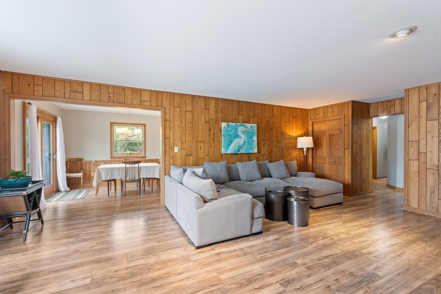 Real Estate Photography - 116 N Bennett St, Geneva, IL, 60134 - Family Room