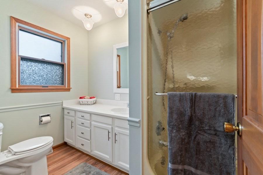 Real Estate Photography - 116 N Bennett St, Geneva, IL, 60134 - 2nd Bathroom