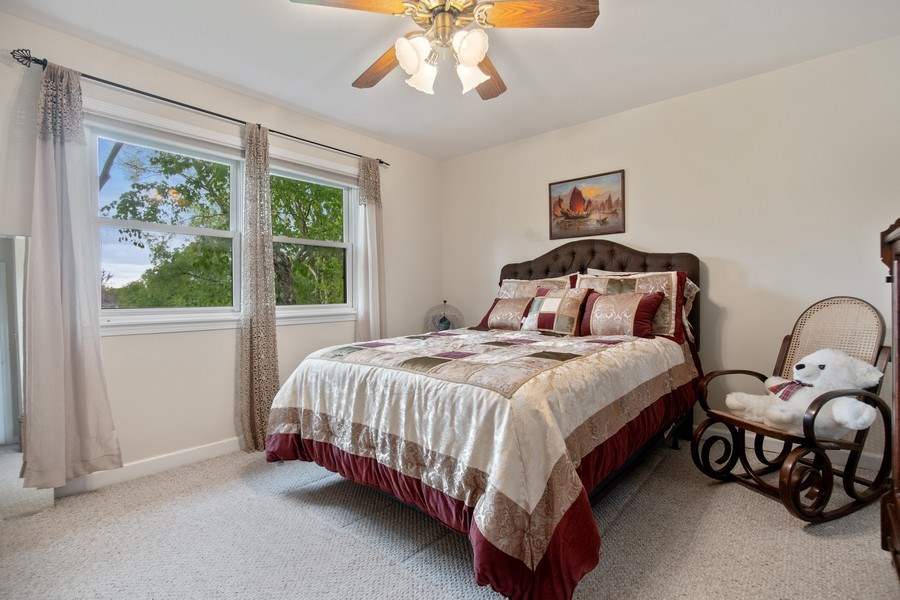 Real Estate Photography - 105 Medinah lane, Barrington, IL, 60010 - 4th Bedroom