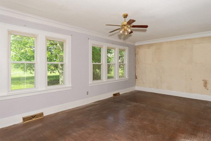 Real Estate Photography - 648 E. Eagle Lake Road, Beecher, IL, 60401 - Living Room