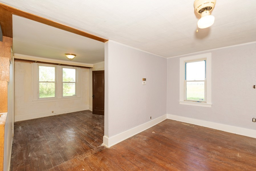 Real Estate Photography - 648 E. Eagle Lake Road, Beecher, IL, 60401 - Dining Room