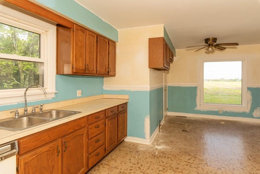 Real Estate Photography - 648 E. Eagle Lake Road, Beecher, IL, 60401 - Kitchen