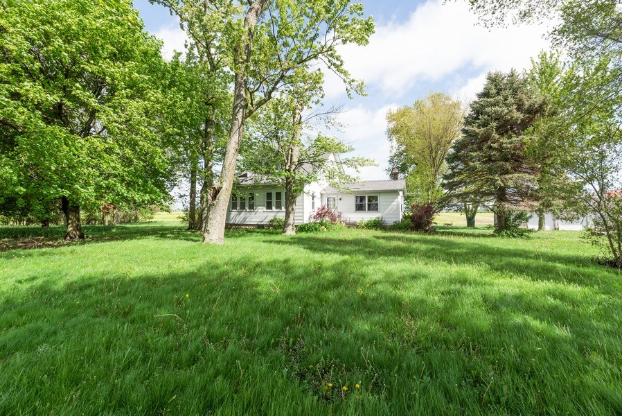 Real Estate Photography - 648 E. Eagle Lake Road, Beecher, IL, 60401 - Front View