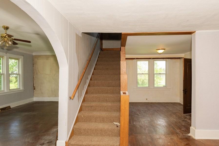 Real Estate Photography - 648 E. Eagle Lake Road, Beecher, IL, 60401 - Staircase