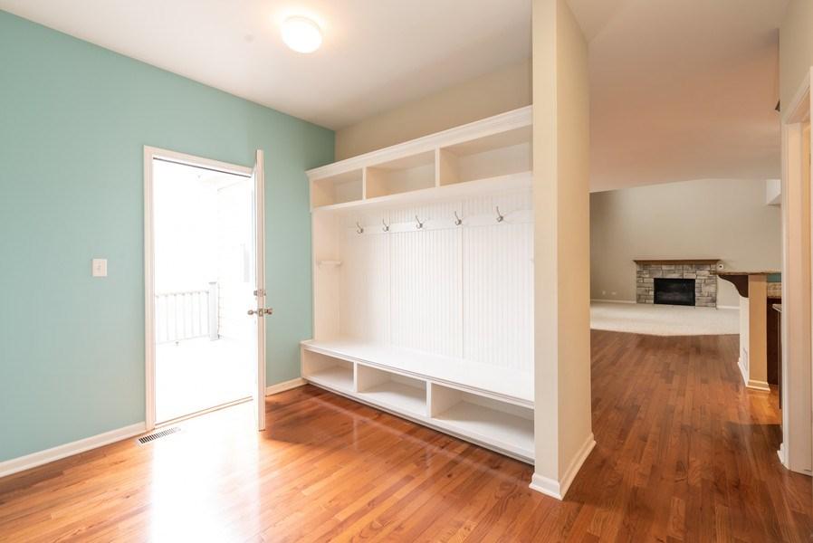 Real Estate Photography - 436 W Amberside Drive, Elgin, IL 60124, Elgin, IL, 60124 - Mudroom