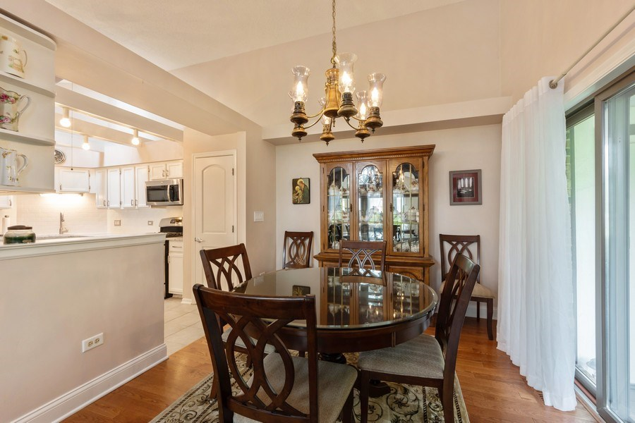 Real Estate Photography - 875 S Dwyer Ave, Arlington Heights, IL, 60005 - Dining Room
