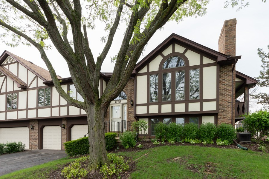 Real Estate Photography - 875 S Dwyer Ave, Arlington Heights, IL, 60005 - Front View