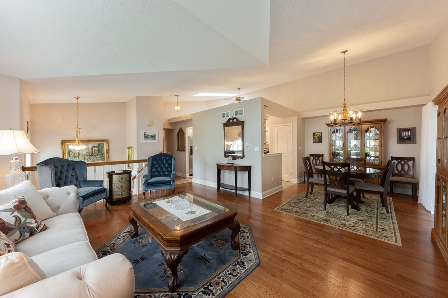 Real Estate Photography - 875 S Dwyer Ave, Arlington Heights, IL, 60005 - Living Room / Dining Room