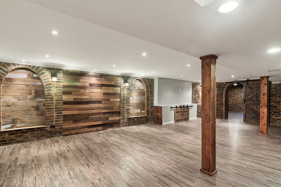 Real Estate Photography - 525 Lotus Lane, Glenview, IL, 60025 - Basement