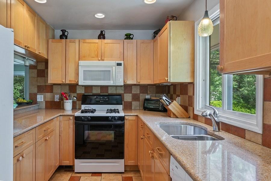 Real Estate Photography - 2303 Hazeltine, Long Beach, IN, 46360 - Kitchen
