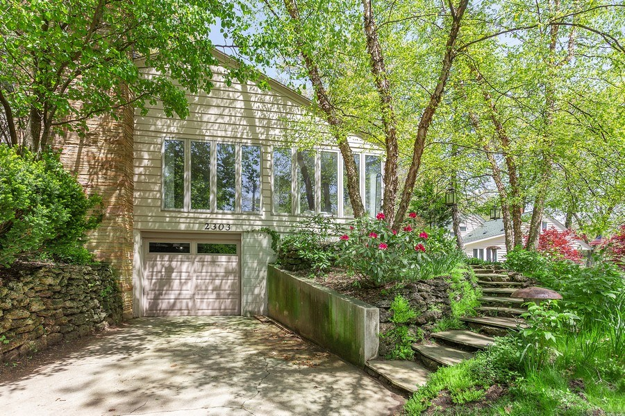 Real Estate Photography - 2303 Hazeltine, Long Beach, IN, 46360 - Front View