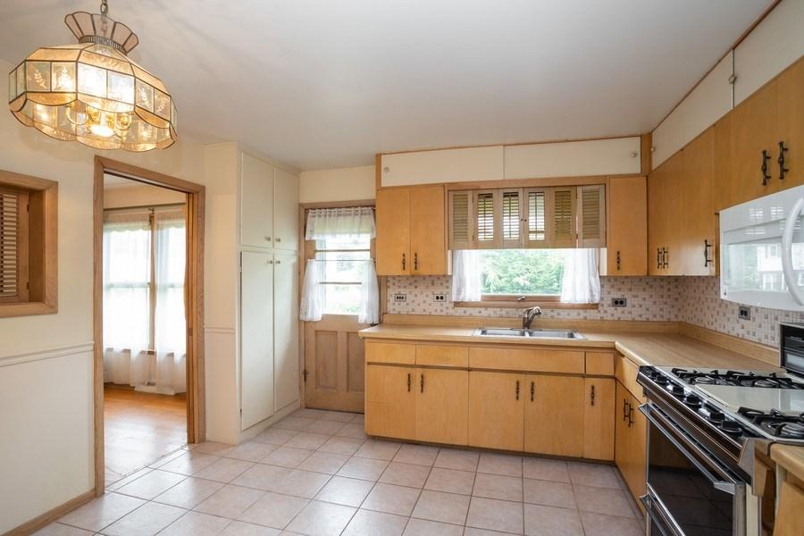 Real Estate Photography - 1426 Margret St, Des Plaines, IL, 60018 - Kitchen