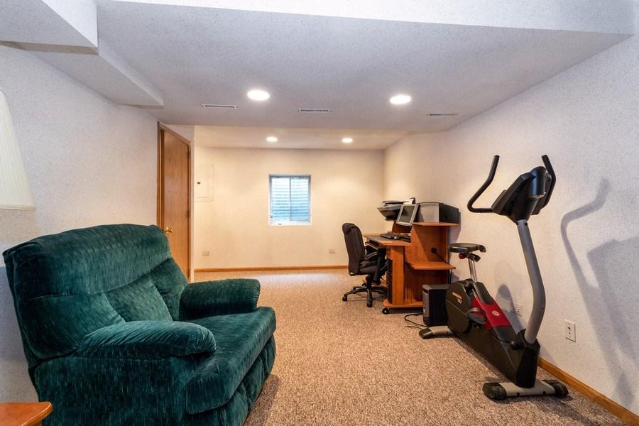Real Estate Photography - 4316 Termunde Dr, Alsip, IL, 60803 - Basement