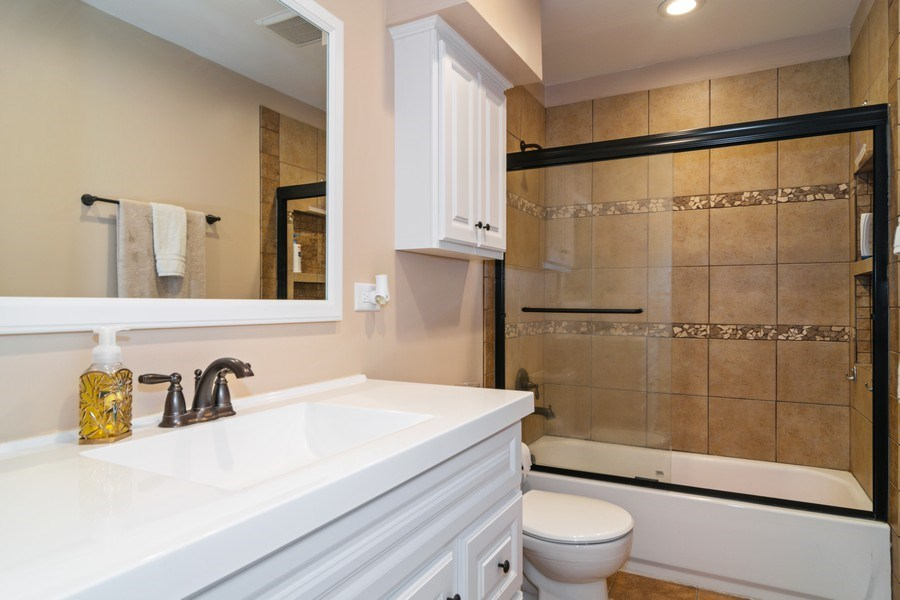 Real Estate Photography - 664 Juniper Ln, Bartlett, IL, 60103 - Bathroom