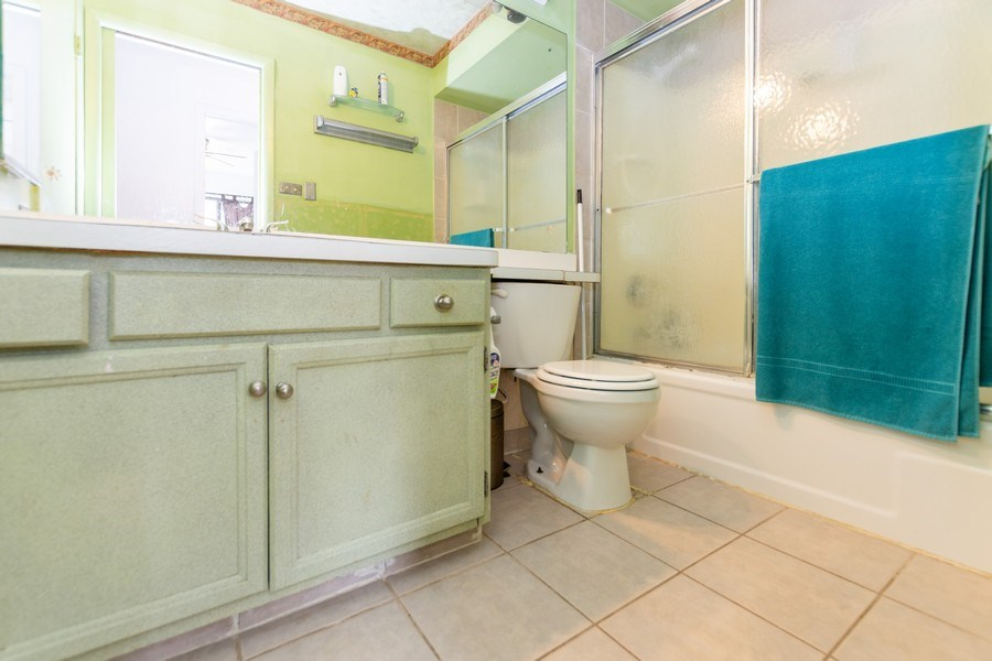 Real Estate Photography - 5 W MILLSTONE CT, PALOS HILLS, IL, 60465 - Bathroom