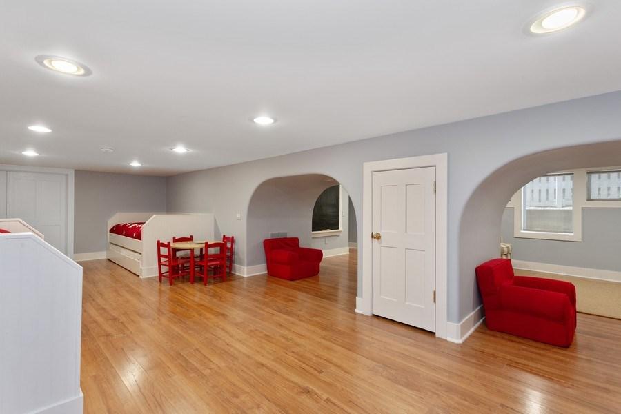 Real Estate Photography - 233 Beachwalk Ln, Michigan City, IN, 46360 - Lower Level