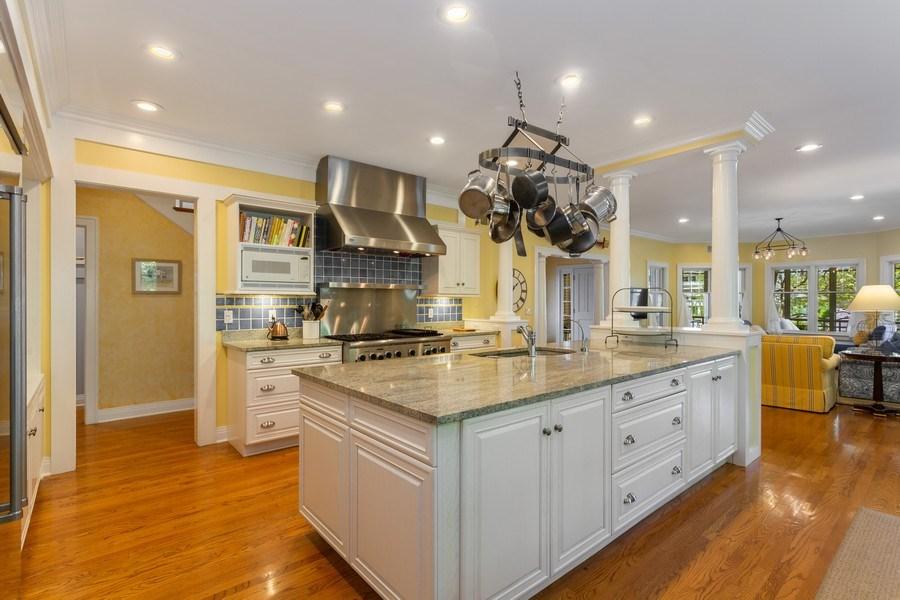 Real Estate Photography - 233 Beachwalk Ln, Michigan City, IN, 46360 - Kitchen