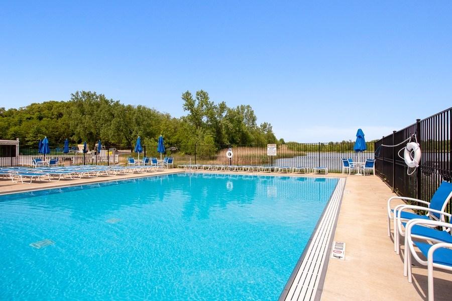 Real Estate Photography - 233 Beachwalk Ln, Michigan City, IN, 46360 - Pool