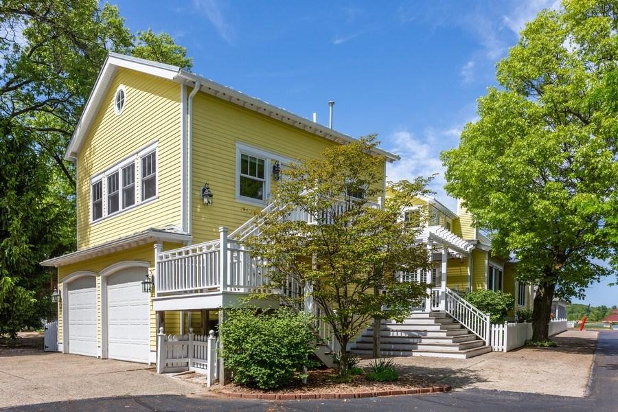 Real Estate Photography - 233 Beachwalk Ln, Michigan City, IN, 46360 - Rear View