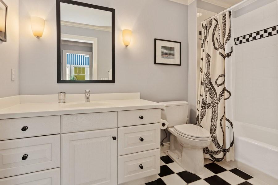 Real Estate Photography - 233 Beachwalk Ln, Michigan City, IN, 46360 - Bathroom
