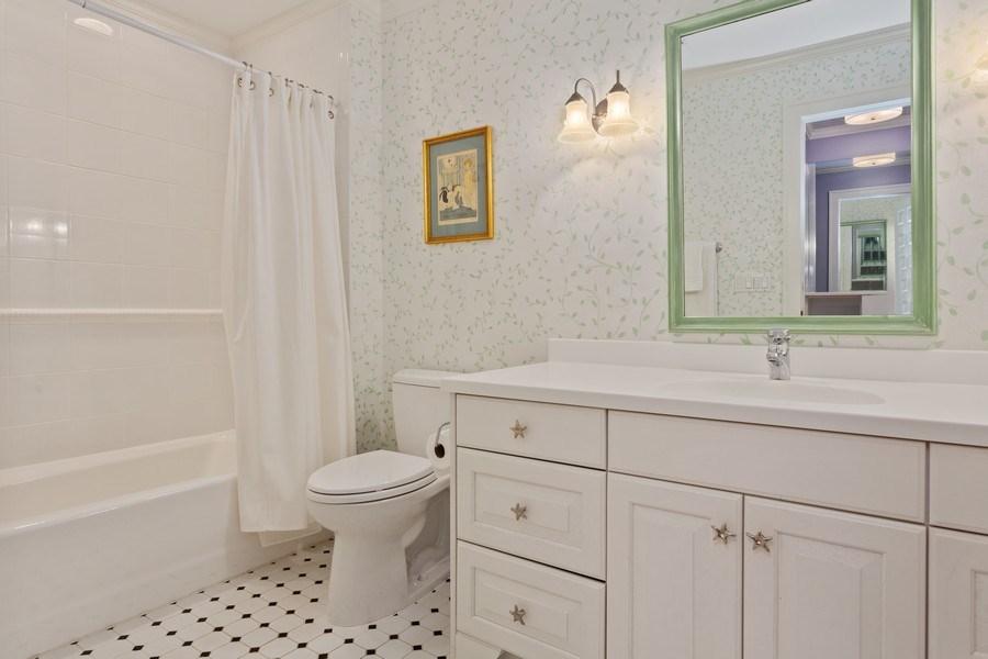 Real Estate Photography - 233 Beachwalk Ln, Michigan City, IN, 46360 - 2nd Bathroom