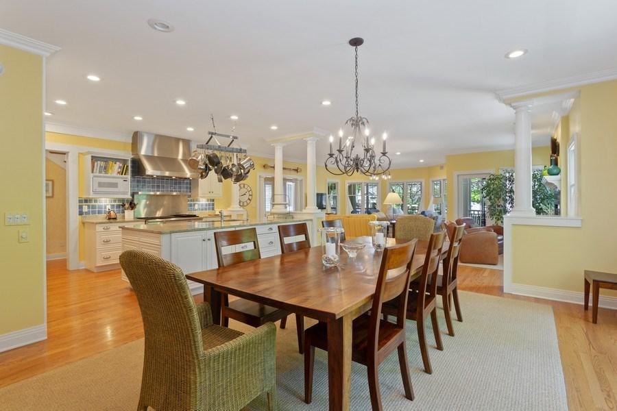 Real Estate Photography - 233 Beachwalk Ln, Michigan City, IN, 46360 - Kitchen/Dining