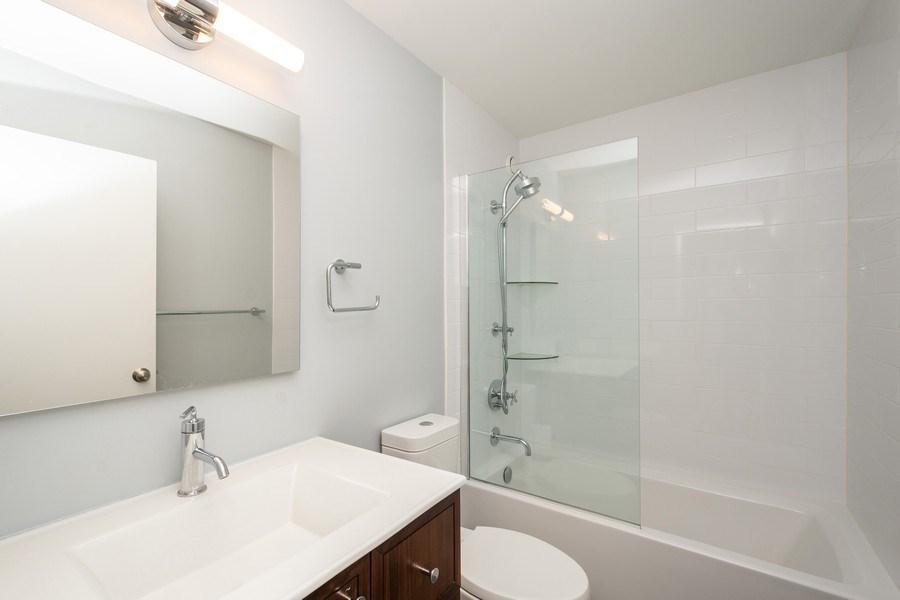 Real Estate Photography - 211 E Ohio #818, chicago, IL, 60611 - Master Bathroom
