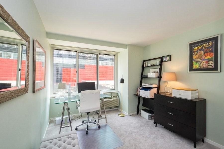 Real Estate Photography - 211 E Ohio #818, chicago, IL, 60611 - Bedroom