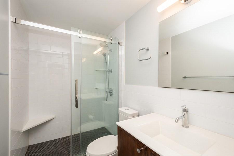 Real Estate Photography - 211 E Ohio #818, chicago, IL, 60611 - Bathroom