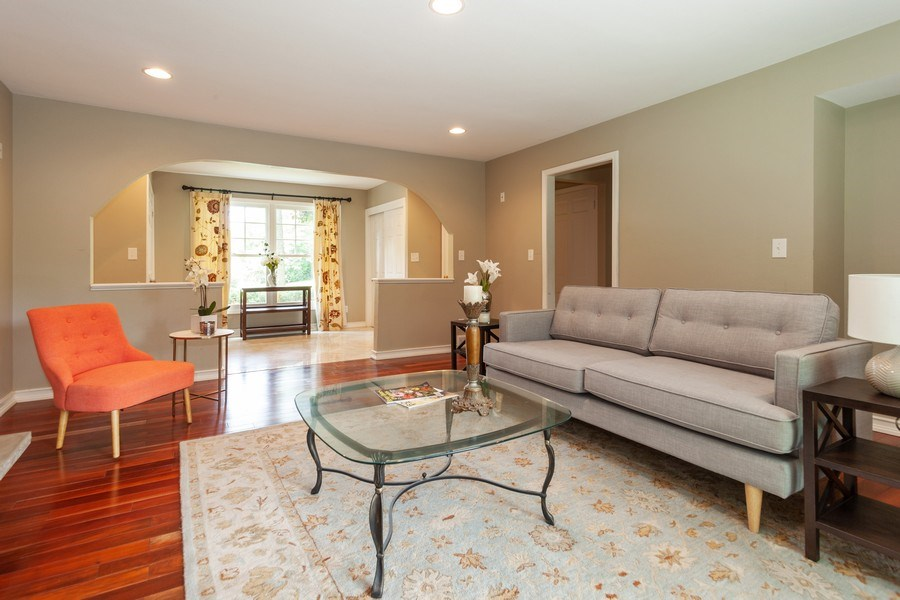 Real Estate Photography - 13165 Burlawn Ct, Brookfield, WY, 53005 - Family Room