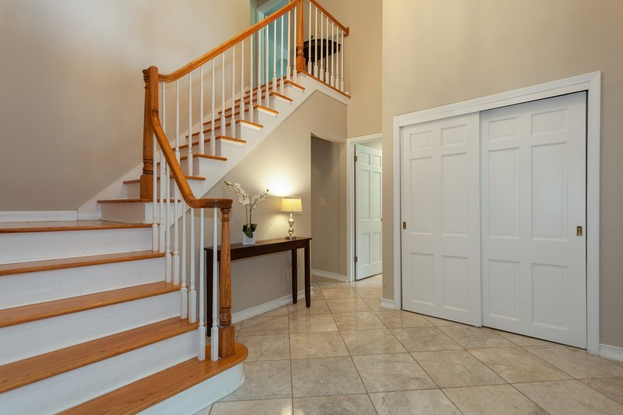 Real Estate Photography - 13165 Burlawn Ct, Brookfield, WY, 53005 - Foyer