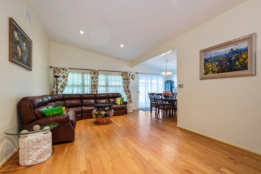 Real Estate Photography - 2515 Wilmette Ave, Wilmette, IL, 60091 - Living Room