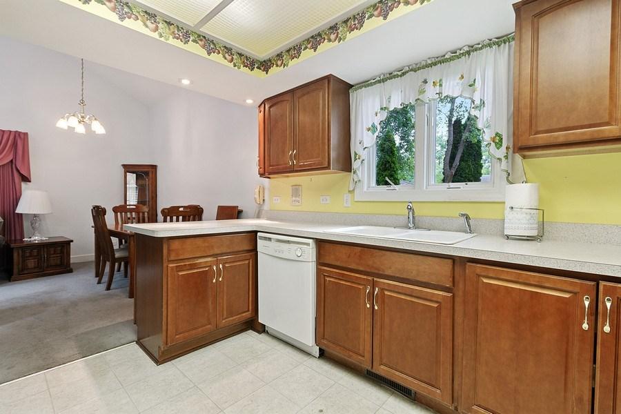 Real Estate Photography - 2 Dinosaur Rd, Wilmington, IL, 60481 - Kitchen