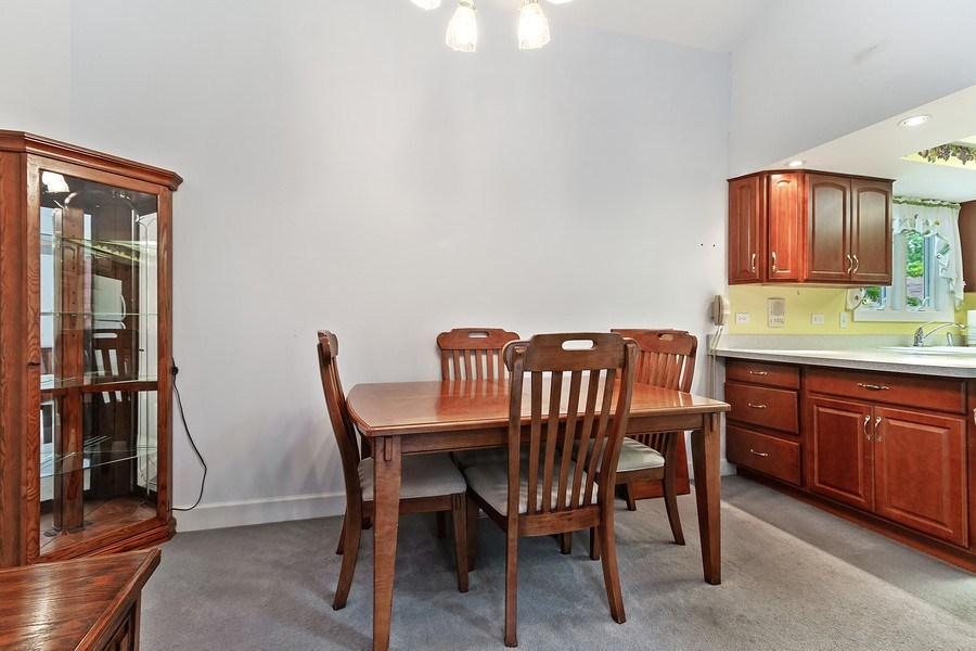 Real Estate Photography - 2 Dinosaur Rd, Wilmington, IL, 60481 - Dining Room