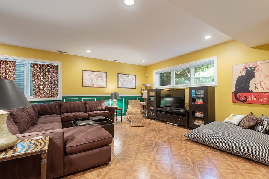 Real Estate Photography - 2632 Broadway, Evanston, IL, 60201 - Recreational Room