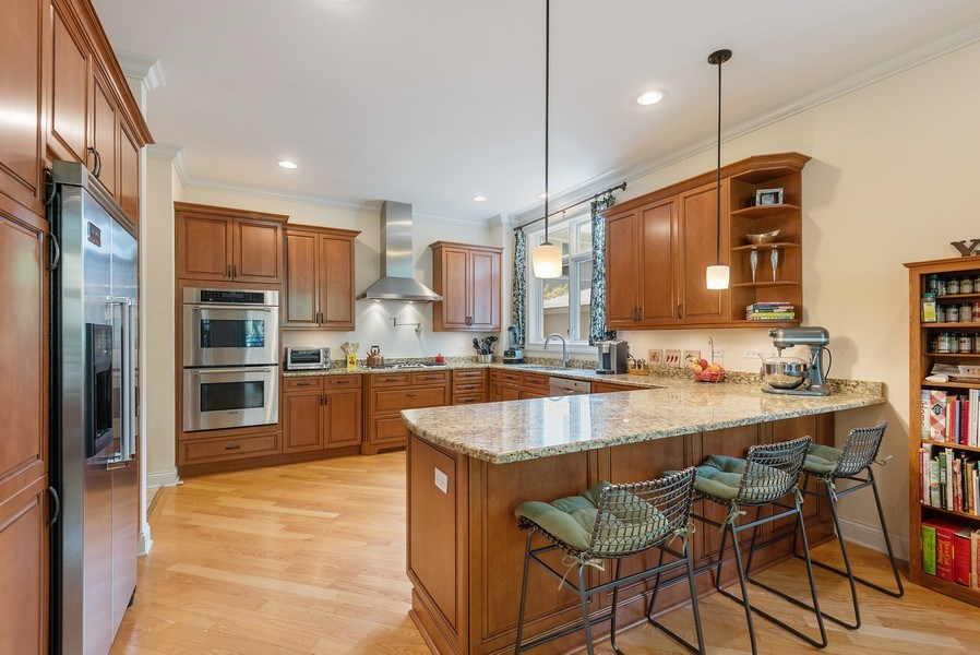 Real Estate Photography - 2632 Broadway, Evanston, IL, 60201 - Kitchen