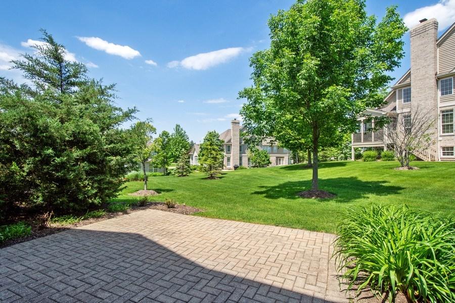 Real Estate Photography - 713 Fieldstone Ct, Inverness, IL, 60010 - Patio