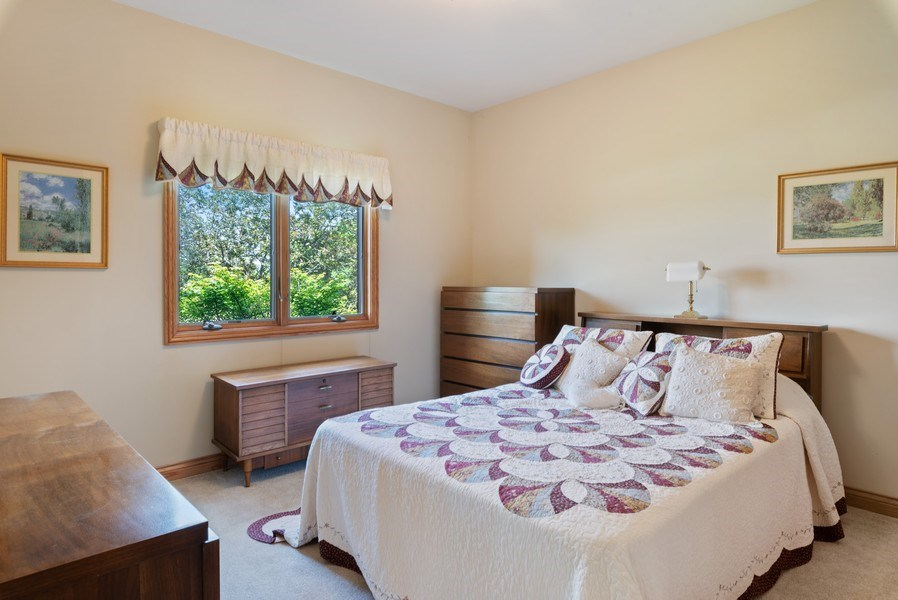 Real Estate Photography - 2029 W. Church Road, Beecher, IL, 60401 - 2nd Bedroom