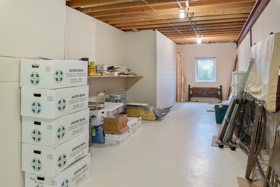 Real Estate Photography - 2029 W. Church Road, Beecher, IL, 60401 - Bonus Room