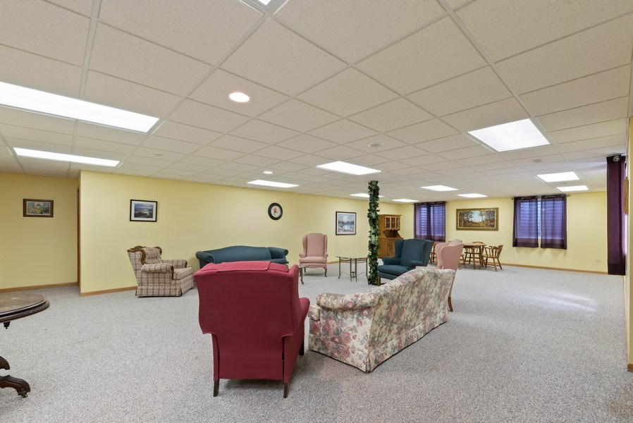 Real Estate Photography - 2029 W. Church Road, Beecher, IL, 60401 - Lower Level